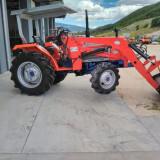 Tractor Kubota L35 + încărcător frontal