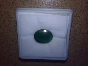 smarald 7.7 ct