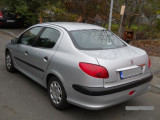 Peugeot 206 Sedan, Benzina, Argintiu