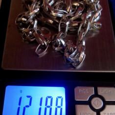 Lant  argint 121,88 gr, Unisex