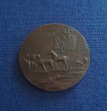 Medalie regalista - Camera de agricultura - Expositia - 1926