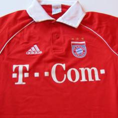Tricou ADIDAS fotbal - BAYERN MUNCHEN, S, De club