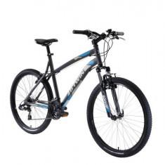 "Bicicleta MTB Rockrider 340 Gri 26"" B'TWIN, 15, 21"