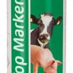 Spray pentru marcarea animalelor verde
