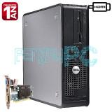 Ieftin! Calculator E8400 3GHz 4GB DDR2 250GB HD5450 1GB DDR3 HDMI DVD Garantie!, Intel Core 2 Duo, 4 GB, 200-499 GB, Dell