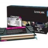 Consumabil Lexmark Toner pentru C746 si C748 Magenta 70000 pagini