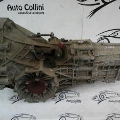 Cutie viteze Audi A6 6+1+Cilindru ambreiaj An 2005-2010 cod GYX 06112 1422065 - Cutie viteze manuala