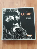 OEDIP -George Enescu, box 4 vinyl ( vinil) varianta pentru export  ELECTRECORD