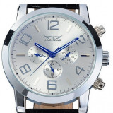 Ceas Jaragar Jar007 Automatic White Buisness