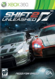 Electronic Arts Need for Speed Shift 2 Unleashed (XBOX 360), Electronic Arts