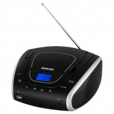 CD Player Sencor SPT 1600 BS CD/MP3/USB/FM Black / Silver