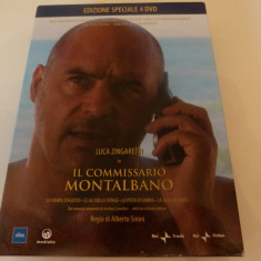Il commissario Montalbano -dvd, Italiana