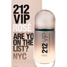 Apa de parfum Carolina Herrera 212 VIP Dama 80ML, Carolina Herrera