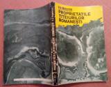 Proprietatile Titeiurilor Romanesti - G. A. Radulescu, Alta editura