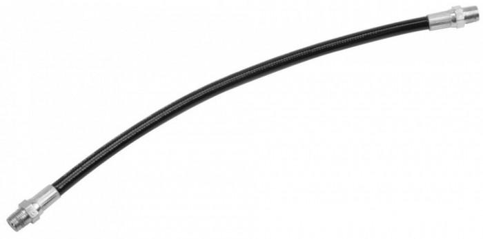 Tub flexibil pentru pistol pentru gresare 8 x 300 mm foto mare