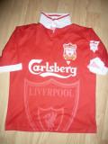 Tricoul Echipei FC Liverpool  ,jucator Owen nr10 -masura S, Rosu