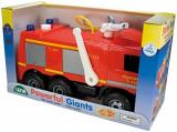Masina de pompieri Lena, 65 cm, rezervor de apa 1.5L