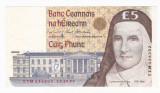 IRLANDA 5 lire 1999 VF P-75b