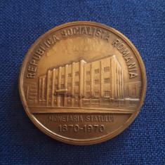 Medalie Monetaria Statului - 1935 - 1970 - Republica socialistă Romania