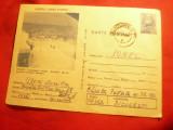 Carte Postala Ilustrata - Valiug Complex Turistic Crivaia cod 333/78, Circulata, Printata