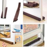 Perna anti-curent pentru usa si fereastra
