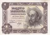 SPANIA 1 peseta 1951  AUNC!!!