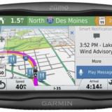 Sistem de navigatie Garmin Zumo 595LM, 5inch, Bluetooth, Harta Full Europa, Actualizari pe Viata a Hartilor