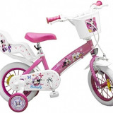 BICICLETA COPII TOIMSA 12 PINK MINNIE MOUSE