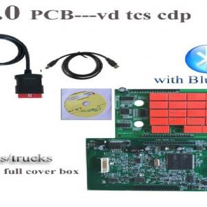 Tester Autocom multimarca Delphi DS150E,2015.3 Auto si Camioane+ BONUS