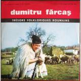 DUMITRU FARCAS Tresors Folkloriques Roumanins (cd)
