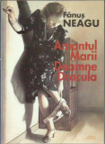 AMS - Fanus Neagu - AMANTUL MARII DOAMNE DRACULA (CU AUTOGRAF)
