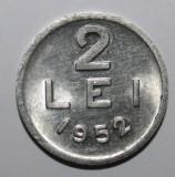 Moneda 2 LEI 1952 Foarte RARA - stare exceptionala