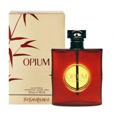 Apa de parfum Yves Saint Laurent Opium Dama 50ML, Yves Saint Laurent