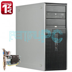 Calculator Intel Quad Core X3330 2.66GHz 4GB DDR2 160GB ATI HD5450 1GB HDMI