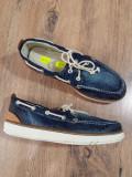 LICHIDARE STOC! Pantofi dama TIMBERLAND Earth Keepers originali tesut jeans 39