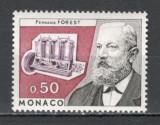 Monaco. 1974 60 ani moarte F.Forest-inventator  KM.164