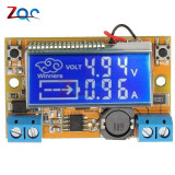 sursa duala display lcd oled DC-DC 5-23V To 0-16.5V 3A step down ajustabila