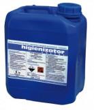 Detergent alcalin lichid 6 Kg pentru aparate de muls