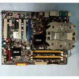 KIt PLaca de baza Desktop - Asus P58-E PLUS, soclu 775, PCI Express x16, memorie maxima 8gb ddr2