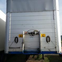 Semiremorca prelata decopertabila Schmitz - Camion