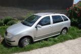 Skoda Fabia Break - inmatriculata-culoare gri metalizat, Motorina/Diesel, Hatchback