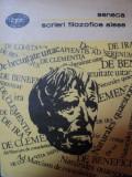 SCRIERI FILOZOFICE ALESE de SENECA 1981