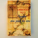 INSULA DIN ZIUA DE IERI = UMBERTO ECO, 1995