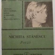 POEZII de NICHITA STANESCU, 1987 - Roman