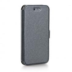 Husa Samsung Galaxy J3 2016 Pocket Book Gri - CM12297