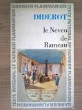 Diderot - Le Neveu de Rameau
