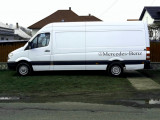 Mercedes sprinter 2009, PilotOn