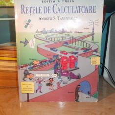 ANDREW S. TANENBAUM - RETELE DE CALCULATOARE , EDITIA A TREIA - 1997