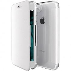 Husa Flip Cover X-Doria XD449533 Agenda Engage Alb pentru Apple iPhone 7