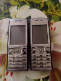 Carcasa Nokia e50 originala second hand cu telefon complet defect